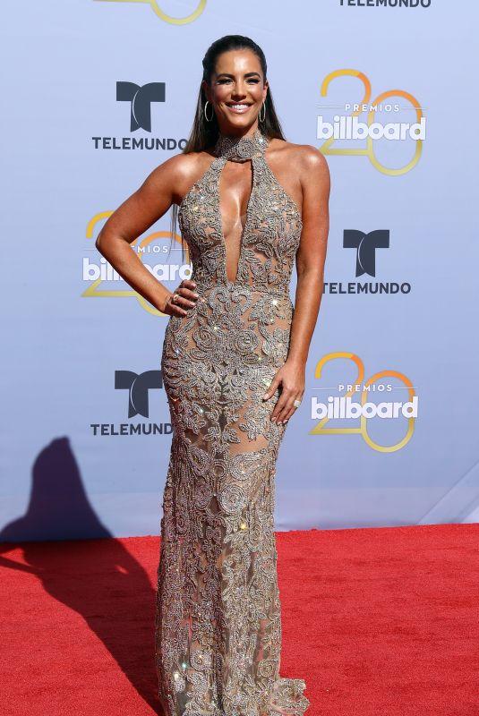 GABY ESPINO at Billboard Latin Music Awards in Las Vegas 04/26/2018