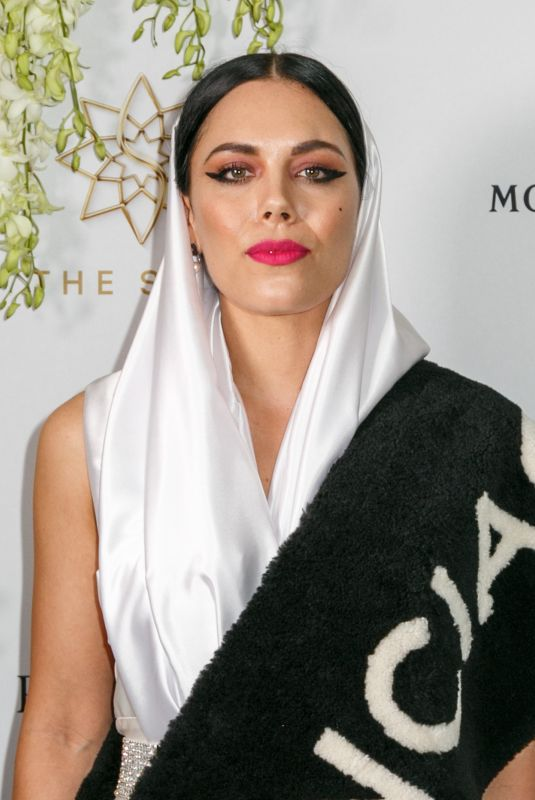GEORGE MAPLE at Star Doncaster Mile Luncheon in Sydney 04/05/2018