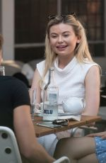 GEORGIA TOFFOLO at Bluebird Cafe in London 04/19/2018