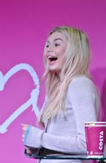 GEORGIA TOFFOLO at Solihull Touchwood Shopping Centre 04/28/2018