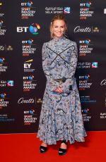 GEORGIE AINSLIE at BT Sport Industry Awards in London 04/26/2018
