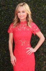 GIADA DE LAURENTIIS at Daytime Emmy Awards 2018 in Los Angeles 04/29/2018