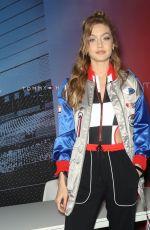 GIGI HADID at Gigi Hadid x Tommy Hilfiger Watch Collection Launch in New York 04/26/2018