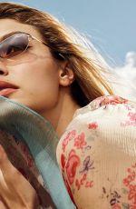 GIGI HADID for Vogue Eyewear 2018 Campaign
