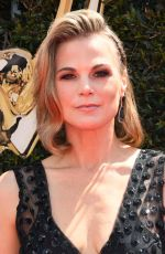 GINA TOGNONI at Daytime Emmy Awards 2018 in Los Angeles 04/29/2018