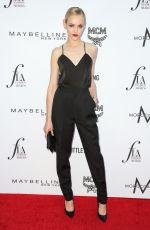 GINTA LAPINA at Daily Front Row Fashion Awards in Los Angeles 04/08/2018