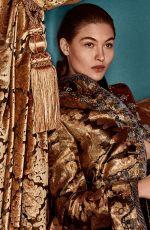 GRACE ELIZABETH in Vogue Magazine, Russia April 2018 Issue