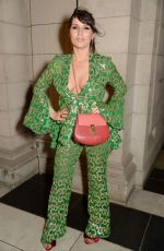 GRACE WOODWARD at Fashioned for Nature Exhibition VIP Preview in London 04/18/2018