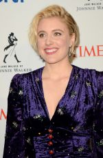 GRETA GERWIG at Time 100 Most Influential People 2018 Gala in New York 04/24/2018