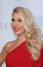GRETCHEN ROSSI at Regard Magazine Spring 2018 Cover Unveiling Party in West Hollywood 04/03/2018