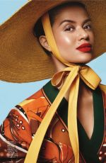 GUGU MBATHA in Instyle Magazine, May 2018