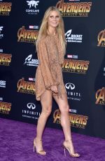 GWYNETH PALTROW at Avengers: Infinity War Premiere in Los Angeles 04/23/2018