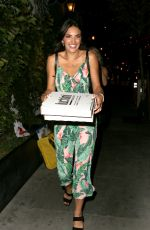 HAILEE LAUTENBACH at Tao Restaurant in Los Angeles 04/25/2018
