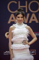HAILEE STEINFELD at Indonesia Choice Award 2018 04/29/2018