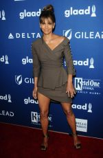 HALLE BERRY at Glaad Media Awards 2018 in Beverly Hills 04/18/2018