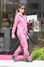 HALLE BERRY Out and About in Beverly Hills 04/26/2018