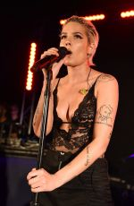 HALSEY at YSL Beauty Festival in Palm Springs 04/12/2018