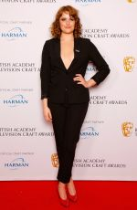 HANNAH BRITLAND at Bafta TV Craft Awards in London 04/22/2018