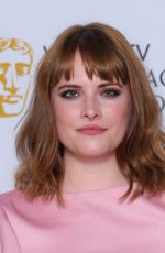 HANNAH BRITLAND at British Academy Television and Craft Awards Nominees Party in London 04/19/2018