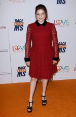 HANNAH ZEILE at Race to Erase MS Gala 2018 in Los Angeles 04/20/2018