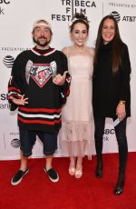 HARLEY QUINN SMITH at All These Small Moments Premiere at Tribeca Film Festival 04/24/2018