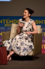 HAYLEY ATWELL at Howards End Presentation in Los Angeles 04/15/2018