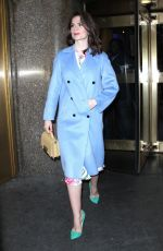 HAYLEY ATWELL at New York Live 04/06/2018
