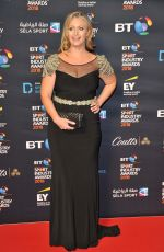 HAYLEY MCQEEN at BT Sport Industry Awards in London 04/26/2018