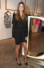 HEIDI KLUM at Dundas Traveling Flagship Cocktail Party in Los Angeles 04/24/2018