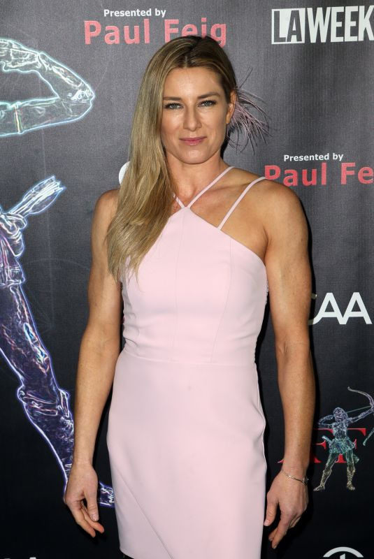 HEIDI MONEYMAKER at Artemis Women in Action Festival in Beverly Hlls 04/26/2018
