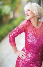 HELEN MIRREN in Woman&home Magazine, June 2018