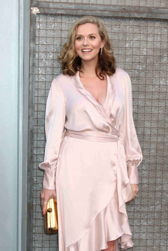 HILARIE BURTON at Rampage Premiere in Los Angeles 04/04/2018