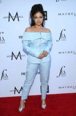 INANNA SARKIS at Daily Front Row Fashion Awards in Los Angeles 04/08/2018