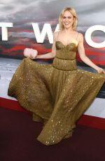 INGRID BOLSO BERDAL at Westworld Season 2 Premiere in Los Angeles 04/16/2018
