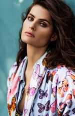 ISABELI FONTANA for Elle Magazine, Italy March 2018