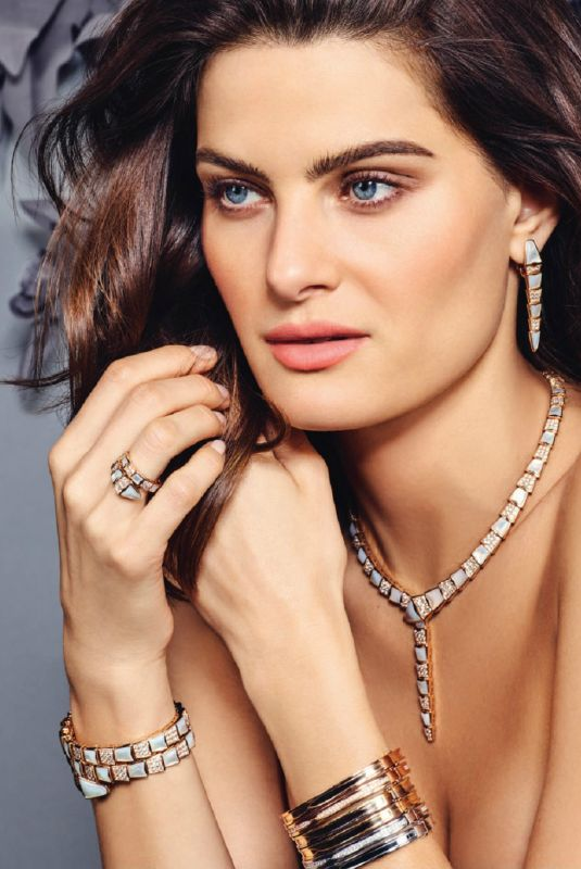 ISABELI FONTANA for Holt Renfrew Jewels, February 2018