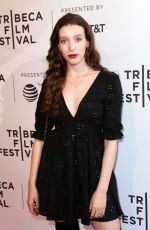 ISABELLE PHILLIPS at To Dust Premiere at Tribeca Film Festival 04/22/2018