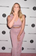 ISKRA LAWRENCE at Beauty Con Festival in New York 04/21/2018