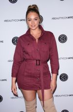 ISKRA LAWRENCE at Beauty Con in New York 04/22/2018