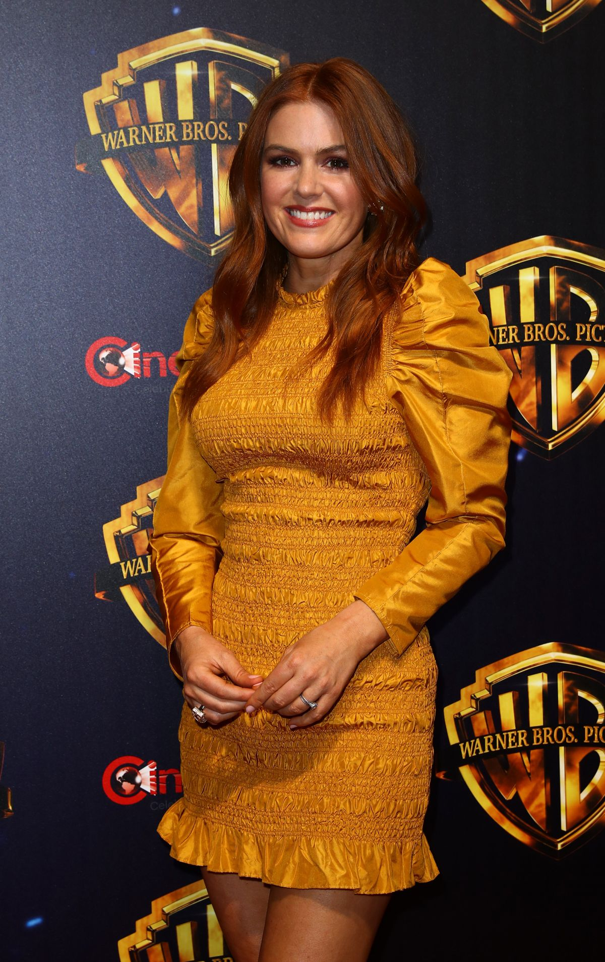 ISLA FISHER at The Big Picture Presentation at Cinemacon ...