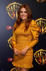 ISLA FISHER at The Big Picture Presentation at Cinemacon in Las Vegas 04/24/2018
