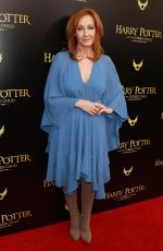 J.K. ROWLING at Harry Potter and the Cursed Child Broadway Opening in New York 04/22/2018