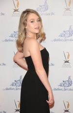 JADE PETTYJOHNS at L. Ron Hubbard Achievement Awards Gala 2018 in Los Angeles 04/08/2018
