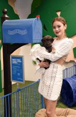 JAMIE CHUNG at American Express Experience in New York 04/09/2018