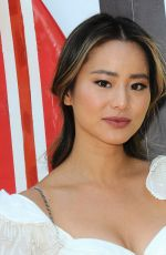 JAMIE CHUNG at Henri Bendel Surf Sport Collection Launch in Los Angeles 04/27/2018