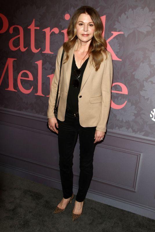 JANE LEEVES at Patrick Melrose Premiere in Los Angeles 04/25/2018