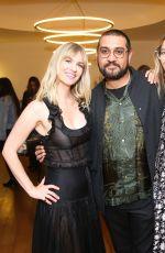 JANUARY JONES at Garrett Leight x Ulla Johnson Party in Beverly Hills 04/04/2018