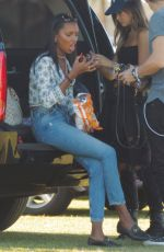JASMINE TOOKES at Coachella Festival Weekend 2 in Indio 04/20/2018