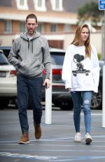 JASPER and Michael POLISH Out in Los Angeles 04/02/2018