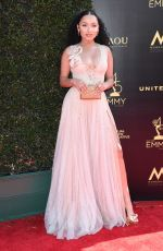 JAYLEN BARRON at Daytime Creative Arts Emmy Awards in Los Angeles 04/27/2018